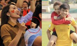 Bạn gái tin đồn Phan Văn Đức đeo nhẫn đính hôn, fans đồn sắp có đám cưới diễn ra