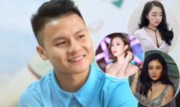 Dàn mỹ nhân 'cuồng' Quang Hải nóng bỏng thế này, bạn gái có dè chừng?