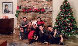 Sao Việt đón Giáng sinh sớm trong biệt thự triệu đô của ca sĩ Quang Dũng tại Mỹ