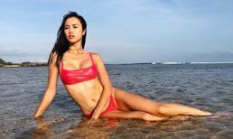 Vũ Ngọc Anh khoe dáng nóng bỏng ở thiên đường biển đảo Bali
