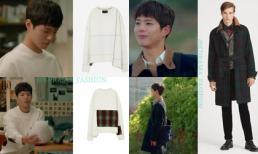 'Người tình màn ảnh' của Song Hye Kyo mặc toàn đồ hiệu giá nghìn đô trong phim mới