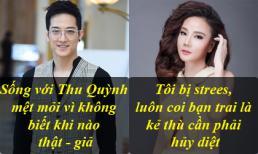 Dương Yến Ngọc coi bạn trai như kẻ thù, Chí Nhân mệt mỏi vì Thu Quỳnh là phát ngôn sốc nhất tuần qua (P210)
