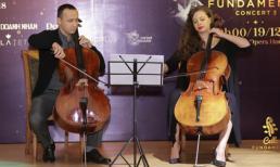 Sự trở lại của những cây đại thụ trong làng Cello tại đêm hòa nhạc Cello Fundamento Concert 3 ngày 19/12/2018