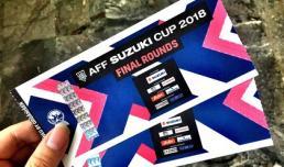 Xuất hiện 2 loại vé trận chung kết AFF Cup 2018 khiến CĐV hoang mang