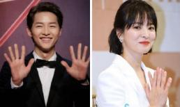Mới kết hôn được hơn 1 năm, Song Joong Ki và Song Hye Kyo đã rủ nhau làm điều khiến dân tình bất an