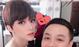 Chưa hết nhiệm kì, Hoa hậu Hương Giang đã vội xuống tóc?