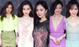 Thảm đỏ Marie Claire hội tụ dàn Hoa đán đình đám: Triệu Vy, Dương Mịch, Angelababy đẹp xuất sắc