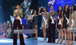 Cận cảnh set đồ 'chơi nổi' góp phần giúp H'Hen Niê lọt top 5 chung kết Miss Universe 2018