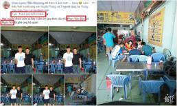 Lộ ảnh Phan Văn Đức đi ăn cùng bạn gái tin đồn Ngọc Nữ ở Sài Gòn