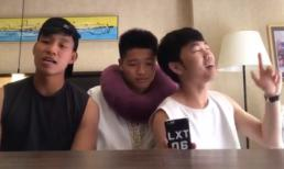 Xuân Trường, Văn Thanh 'gây bão' mạng xã hội bằng bản cover ca khúc 'Một nhà'