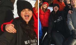 Bất chấp tình cũ đi lấy vợ, bệnh tâm thần đeo đuổi, Selena Gomez vẫn xuất hiện với nụ cười không thể rạng rỡ hơn