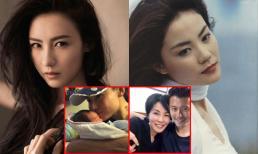 Trương Bá Chi hạnh phúc sinh con, nhìn sang Vương Phi mà cảm thán: Đời biết đâu được chữ... 'ngờ'