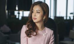 Jennifer Phạm thích những trang phục đơn giản nhưng vẫn thể hiện được phong cách riêng