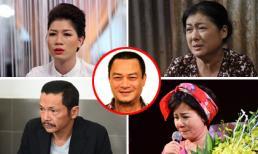 Sao Việt đau buồn, xót xa khi nghe tin nghệ sĩ Anh Tú qua đời