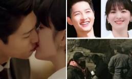 Trao nụ hôn cho người đàn ông khác, Song Hye Kyo vội vã làm điều này để xoa dịu Song Joong Ki