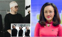 Sao Việt 21/12/2018: Tóc Tiên đến viếng tang lễ của mẹ Hoàng Touliver, BTV Hoài Anh: 'Tôi đúng là một BTV giàu có'