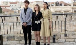 The Face 2018: Song Hằng chung sức bảo vệ thí sinh team Võ Hoàng Yến, quyết liệt đối đầu Nam Trung