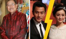 Bố Lưu Khải Uy lên tiếng trước thông tin con trai và Dương Mịch ly hôn vì người thứ 3