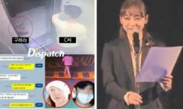"""Sau bê bối hành hung, bị dọa tung clip nóng, """"Búp bê xứ Hàn"""" bật khóc ngày trở lại"""