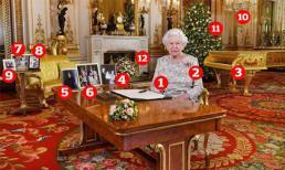 Đăng một bức hình Giáng sinh mà Nữ hoàng Anh lại để lộ 12 điểm mang thông điệp ngầm về người kế vị tiếp theo