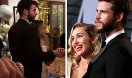 Miley Cyrus vội tổ chức đám cưới với Liam Hemsworth vì đã mang bầu?