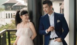 Vừa sau hôn lễ, vợ Trương Nam Thành đã chứng tỏ 'chủ quyền' với chồng và khoe luôn quà cưới 'giá trị khủng'