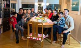 Giữa tin đồn sắp kết hôn, gia đình Hồ Ngọc Hà đã chính thức gặp mặt bố mẹ Kim Lý tại Thụy Điển