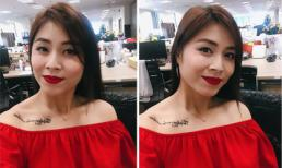 Phản ứng của BTV Nguyễn Hoàng Linh khi được khuyên nên xóa hình xăm để khỏi 'đánh mất' nữ tính