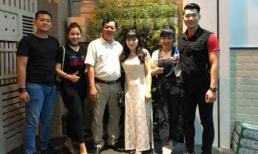 Chỉ một bình luận ngắn của bố Trương Nam Thành cũng đủ nói lên mối quan hệ bố chồng - nàng dâu thế nào