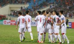 Bất ngờ với độ tuổi và chiều cao của ĐT Việt Nam ở Asian Cup 2019