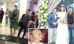 Sau scandal bị tố 'kẻ thứ ba', 'người đẹp từng cạo đầu đi tu' Nguyễn Thị Hà lộ ảnh đi chơi cùng chồng