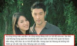 Bạn gái Johnny Trí Nguyễn lên tiếng về tin đồn đã lấy chồng và có con