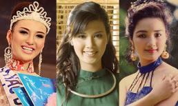 Lạ kỳ 3 nàng hậu 'độc nhất vô nhị', không thể có bản sao trong lịch sử gần 70 năm các kỳ nhan sắc Việt