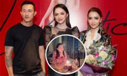 Hội bạn thân tổ chức sinh nhật mừng tuổi 27 cho Hương Giang, bất ngờ nhất là sự xuất hiện của người đàn ông này