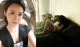 Hoa hậu Thu Thủy bức xúc khi bị hàng xóm tố làm phiền, gây mất trật tự