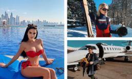 Năm mới: Dịp hoàn hảo để hội Rich Kids quốc tế khiến dân tình lác mắt trầm trồ trên Instagram