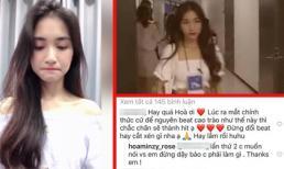 Sự nghiệp vừa khởi sắc đã liên tục dính 'phốt' thái độ, Hòa Minzy đang 'giành' ngôi 'Nữ hoàng xin lỗi' của showbiz Việt?