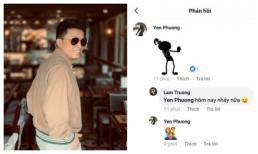 Kệ tin đồn lục đục, Lam Trường và vợ lại có màn tương tác tình tứ trên mạng xã hội