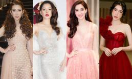 Ai xứng danh 'Nữ hoàng thảm đỏ' showbiz Việt tuần qua? (P104)