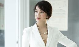MC Thanh Mai hóa quý cô công sở qua loạt trang phục trắng - đen