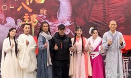 'Thiên Long bát bộ 2019' khai máy, tạo hình dàn diễn viên bị chê già và xấu