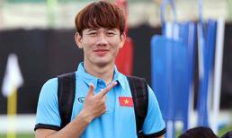 """Minh Vương: """"Tinh thần vẫn là điều quan trọng nhất với ĐT Việt Nam"""""""