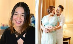 Lê Khánh dính nghi án mang bầu lần 2 khi con trai đầu lòng mới được 3 tháng tuổi
