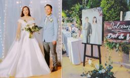 Đám cưới tại TP.HCM của Đinh Tiến Đạt siết chặt an ninh, cô dâu chú rể hạn chế lộ mặt trước truyền thông