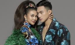 Thanh Hằng - Mạc Trung Kiên 'chất phát ngất' khi chụp ảnh cùng nhau