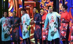 Dàn diễn viên truyền hình nổi tiếng 'quậy tung' sân khấu buổi ghi hình xuân Kỷ Hợi