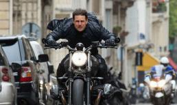 Con cái có thể thờ ơ, nhưng Tom Cruise quyết không bỏ 'Nhiệm vụ bất khả thi', xác nhận tham gia phần 7 và 8