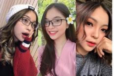 Bạn gái cầu thủ Quang Hải đỏm dáng đến mức 12 tháng đổi 12 kiểu tóc?