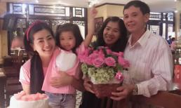 Mai Phương đón sinh nhật ấm áp bên người thân sau 5 tháng điều trị ung thư