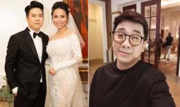 Nhầm lịch ngày cưới Lê Hiếu, NSƯT Thành Lộc một mình đến nhà hàng
